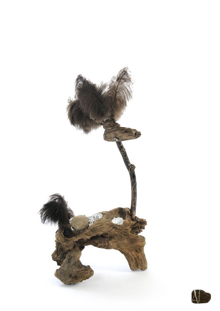 bild modern holz baum skulptur von a ver bei kunstnet. Black Bedroom Furniture Sets. Home Design Ideas