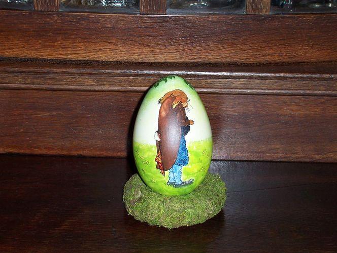 Ostern, Ei, Malerei
