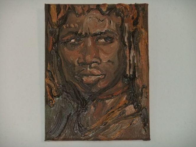 Ölmalerei, Malerei, Junge