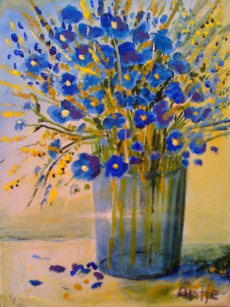Blumenstrauß, Taschenkunst, Licht, Stillleben, Glas, Blumen