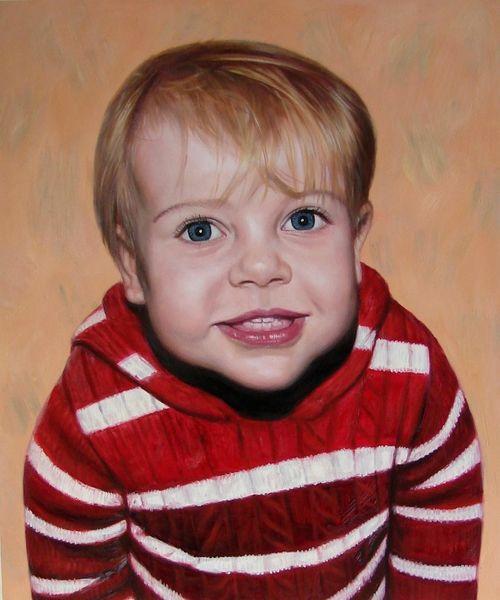 Ölmalerei, Porträtmalerei, Gemälde, Auftragsmalerei, Auftragsarbeit, Portrait