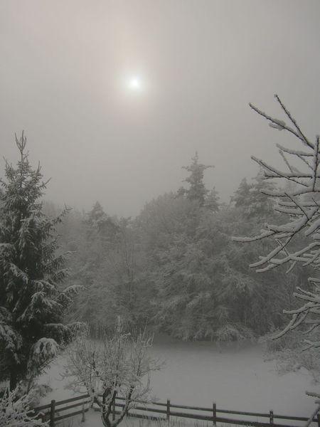 Kärnten, Schnee, Frühjahr