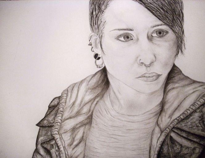 Zeichnung, Schauspieler, Bleistiftzeichnung, Kohlezeichnung, Portrait, Verblendung