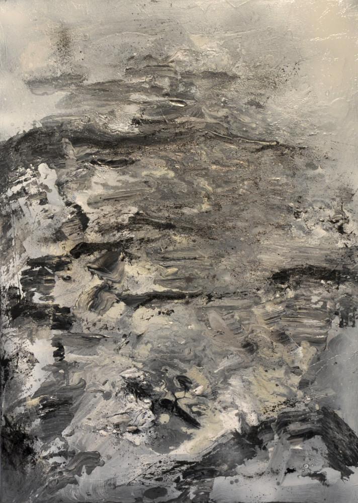 Alle Grey Modern Bedroom Set: Modern, Stein, Felsen, Weiß Von Susanne Stepbach
