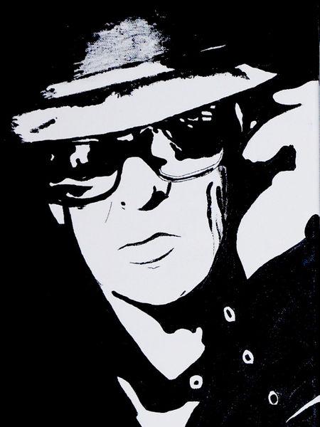 Udo Lindenberg Portrait