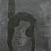 Gipsbilder, Farben, Relief, Grau