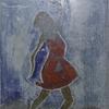 Gipsbilder, Rot, Farben, Flachreliefs
