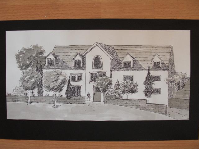 Zeichnungen, Architektur