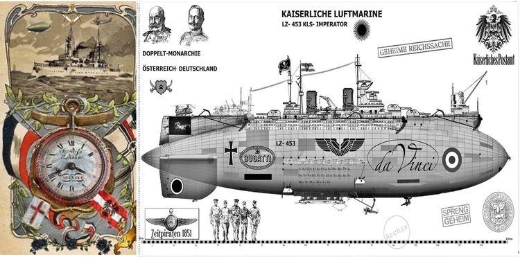 Luftschiffe, Plakatkunst, Zeichnung, Science fiction, Roy, Illustration