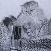 Ölmalerei, Verstorbener, Studie, Calliope