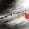 ...der einzige Funken... - luftballons,fantasie