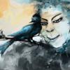 Goodbye, Blau, Grafiktablett, Wunsch