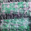 Grün, Abstrakt, Malerei, Mosaik