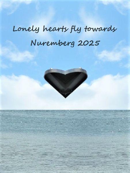 Nürnberg 2025, Einsame herzen, Kulturhauptstadt, Botschaft, Bewerbung, Fotografie