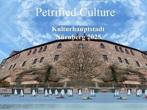 Kulturhauptstadt, Versteinerung, Petrifikation, Bewerbung, Botschaft, Fotografie