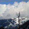 Wolken, Landschaft, Tirol, Berge