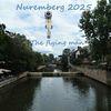 Botschaft, Kulturhauptstadt, Nürnberg 2025, Fliegender mann