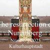 Architektur, Kulturhauptstadt, Skulptur, Nürnberg 2025
