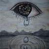 See, Geheimnisvoll, Augen, Himmel