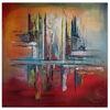Emperial, Gemälde, Acrylmalerei, Abstrakte malerei