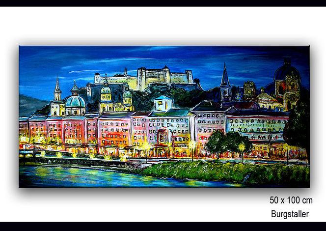 Malerei, Salzburg, Stadt