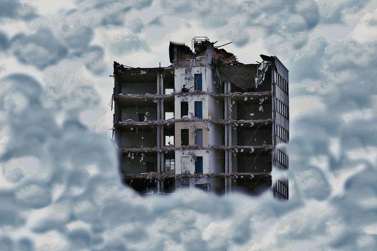 Architektur, Politik, Realismus, Digitale kunst, Fotografie, Sozial