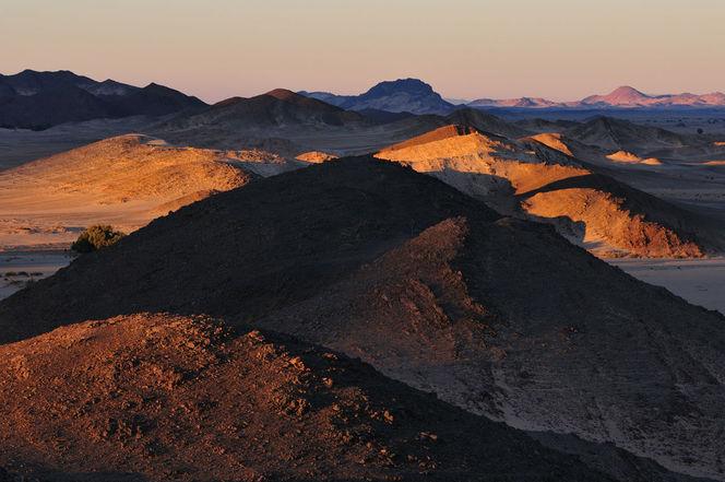 Südalgerien, Steinwüste, Berge, Wüste, Sahara, Fotografie