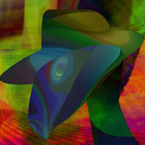 Rennen, Farben, Adel, Abstrakt, Digitale kunst, Sport