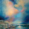 Farben, Licht, Küste, Wasser