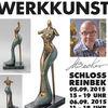 Werkkunst, Skulptur, Reinbek, Bronze