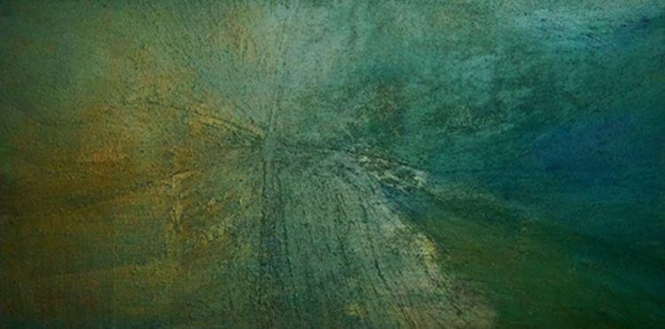 Malerei, Leben, Spuren