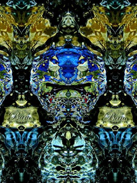 Wasser, Spiegelung, Quelle, Reflexion, Experimentell, Mystik