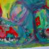 Positiv, Person, 2013, Malerei