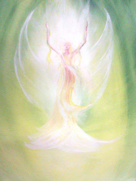 Grün, Schutz, Liebe, Göttlich, Licht, Innerer friede