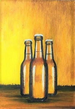 Bier, Flasche, Erfrischung, Chilled, Kalt, Kühlen