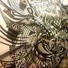 Skurril, Fantasie, 3d, Zeichnungen