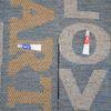 Pinsel, Farben, Teppich, Liebe