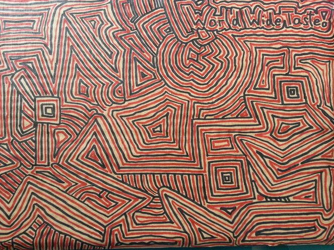 Internet, Strich, Linie, Abstrakt, Pappe, Zeichnungen