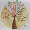 Braun, Baum, Haus, Seele
