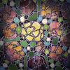 Blumen, Kaleidoskop, Malerei