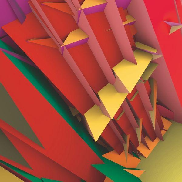Pigmente, Modern, Malerei, Bodo sperling, Modern art, Konzept