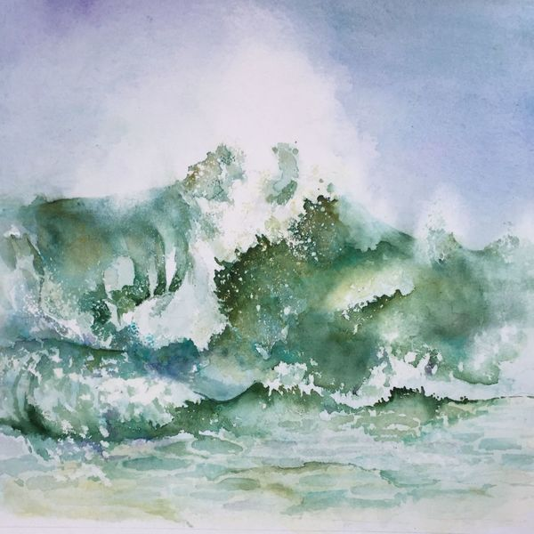 Gischt, Schönheit, Meer, Brandung, Romantisch, See