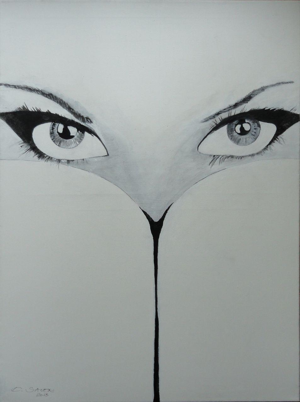 Schöne Zeichnungen bild malerei portrait zyklus menschen klaus sauer bei kunstnet