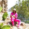 Ibiza, Porträtmalerei, Portrait, Dermillionenmaler