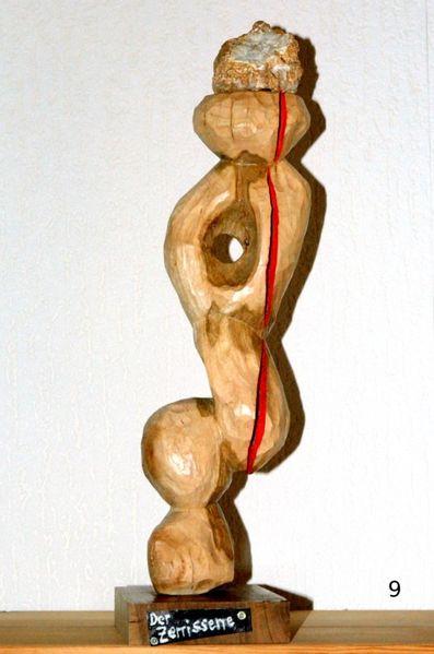 Abstrakt, Skulptur, Kunsthandwerk