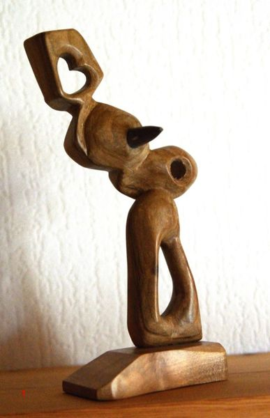 Skulptur, Abstrakt, Kunsthandwerk