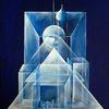 Kobalt, Lasurtechnik, Transparenz, Malerei