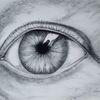 Menschen, Ausdruck, Iris, Augen