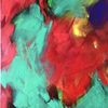 Bunt, Farben, Abstrakt, Malerei