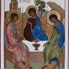 Orthodox, Ikonen, Holz, Blattgold